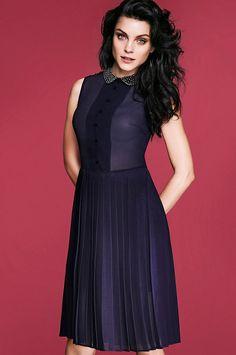 Jessica Stam Stars in H Latest Trend Update Stylebook