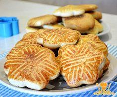 Вкусные домашние коржики молочные – рецепт из детства советских времен.