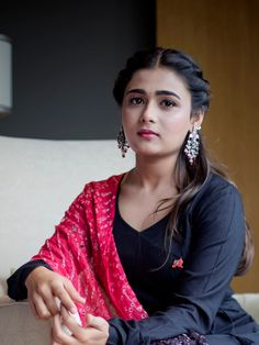 South Indian Actress, Beautiful Indian Actress, Cute Girl Poses, Cute Girls, Bengali Bridal Makeup, Indian Bridal, Gown Party Wear, Glamour Ladies, Self Portrait Photography