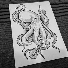 #octopustattoo #octopus #polvo #linework #blackwork #blackworksubissiom #maceio #mcz #brazil #tattoo2me