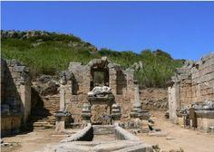 Turkey,Perge Antik Kent,Antalya