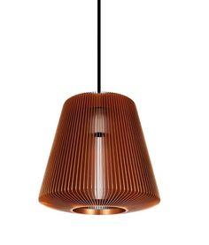 Bramah Pendant Large - Copper