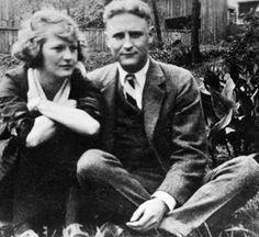 Francis Scott Fitzgerald  & Zelda Sayre