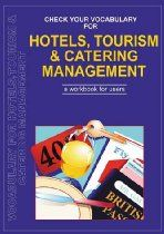 This updated workbook is useful for testing and improving vocabulary for those working in the hospitality industry. It includes self-study exercises and practical speaking activities and is suitable for group use or self-study.