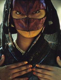 Bedouin Woman