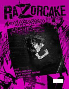 "Razorcake Podcast #196 featuring a ""Killer Dreams"" track"