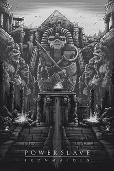 Iron Maiden _ Powerslave Download HD Wallpapers and Free Images