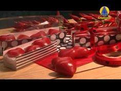 Tudo Artesanal   Embalagem para sabonetes por Peter Paiva - 11 de Junho de 2013 - YouTube