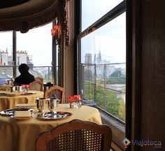 Restaurantes com Vista em Paris