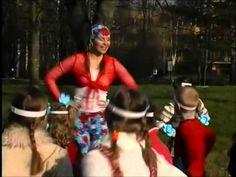 """Míša Růžičková - """"Děti slunce"""" (Cvičíme s Míšou 1) - YouTube Wrestling, Youtube, Lucha Libre, Youtubers, Youtube Movies"""