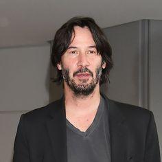Keanu Reeves Arrives In Tokyo