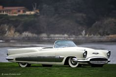 1950 Buick XP-300 Concept Car