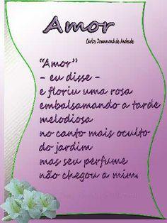 Da Crisálida à Borboleta: Poesia é fundamental...