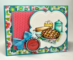 ChristineCreations: Sugar and Spice