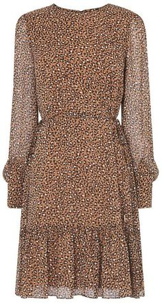 Esprit mantel animal print