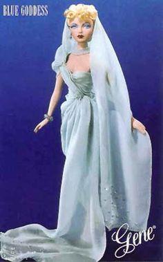 Gene Marshall Blue Goddess