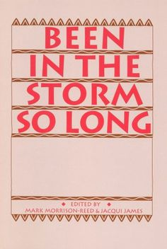 Been in the Storm So Long: A Meditation Manual by Mark D. Morrison-Reed, In light of 2006 General Assembly's responsive resolution on racism and classism, Been In the Storm So Long is back by popular demand. First published in 1991, this stirring volume features more than 40 selections from the spirited voices of 29 African-Americans.