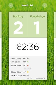 Dribbble - live-score-iphone4-3.png by Bora DAN