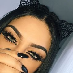 Miau makeup