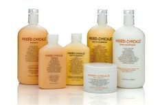 Mixed Chicks Product Line