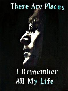 In My Life John Lennon