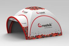 Custom made inflatable pneumatic tents from Reatek Europe with professional design and quick 15 days delivery within Europe. Inflatable Furniture, Event Solutions, Tents, Seal, Design, Teepees, Curtains, Tent