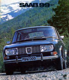 1971 Saab 99