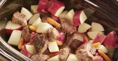 Your slow cooker takes almost all the work out of this classic dish.