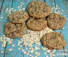 Homemade Peanut Butter Chocolate Chip Lactation Cookies