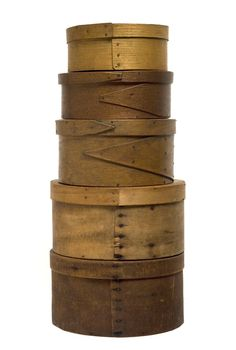 Shaker boxes offer a taste of history!  |  #shaker  |  www.chiltons.com