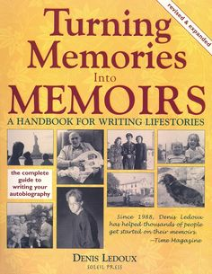 memoir writing exercises Through writing exercises, storytelling, and group interaction, we investigate the mysterious connection between the person we believe ourselves to be and the internal witness who sees beyond the conscious mind into the secrets of our hearts.