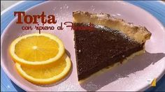 Torta con Ripieno di Cioccolato Fondente - Benedetta Parodi…