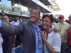 becky anderson & richard quest