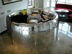 #SOCool!! How to recycle a jet engine