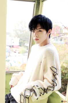 [10TION NOTE] UP10TION WOOSHIN -  'BURST' Jacket Shooting #업텐션 #UP10TION #우신 #WOOSHIN