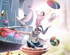 查看此 @Behance 项目: \u201cEngineering Dreams - Fotolia Ten Contest\u201d https://www.behance.net/gallery/14435031/Engineering-Dreams-Fotolia-Ten-Contest