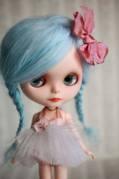 blythe. ridiculous and cute