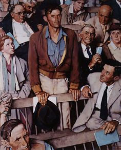 Rockwell Freedom of Speech, 1942