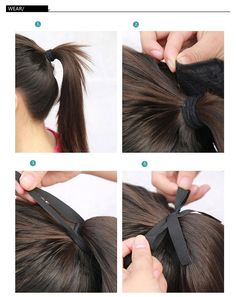 Wavy Ponytail, Ponytail Hair Extensions, Ponytail Hairstyles, Drawstring Ponytail, Curly Afro, Queen Hair, Synthetic Hair, Dance Dresses, Hair Pieces