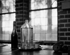 Taken in an old monastery, camera Rolleiflex 80mm.