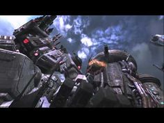 Transformers: Fall of Cybertron Trailer Features Metroplex