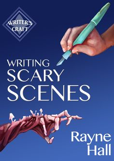 Writing Scary Scenes by Rayne_Hall - This book contains practical suggestions how to structure a scary_scene, increase the suspense, make the climax more terrifying, make the reader feel the character's fear. It includes techniques for manipulating the readers' subconscious and creating powerful emotional effects.