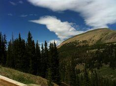 Guanella Pass Rd near Silver Dollar Trail Parking - Beautiful.