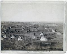 vintage everyday: Old Photos of Frontier Life in the West from 1800s
