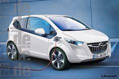 Opel Karl : premier modèle électrique pour GM en Europe ?