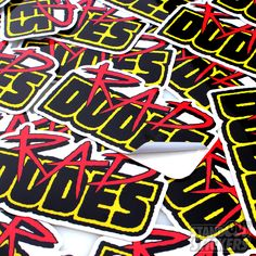 StandOut Stickers Sostickers On Pinterest - Order custom stickers