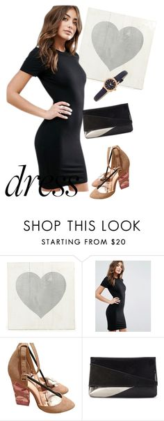 """""""dress"""" by masayuki4499 ❤ liked on Polyvore featuring ASOS and Kate Spade"""