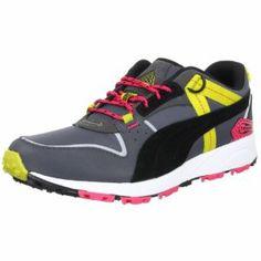 Puma Trinomic Trail Lo Mens Running sneakers / Shoes - Grey :Disclosure :Affiliate Link