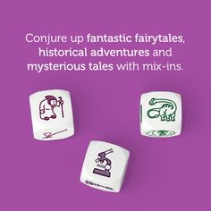 Story Cubes < great play therapy app [asking child to tell a story that connects all 9 images and more] hat tip to @Stacy (McBee) Braiuca stori cube