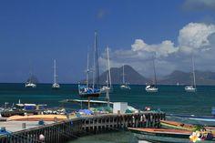 Sainte-Anne, la baie, Le Diamant et le Morne Larcher  #Martinique © AliZéMédia
